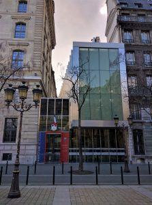 Préfecture de Police PARIS en service