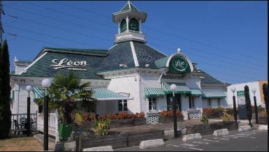 Avant - Restaurant Léon de Bruxelles