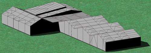Pôle scolaire Plumeliau - Modèle de calcul